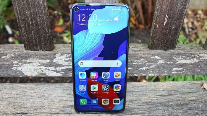 گوشی موبایل Huawei Nova 5T 128gb