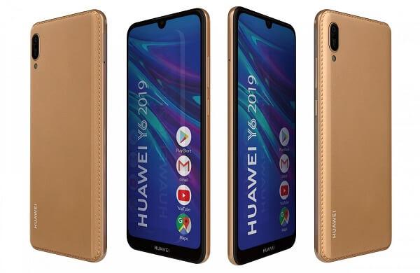 موبایل وای 6 پرایم 2019