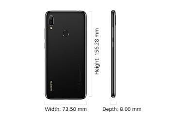 طراحی گوشی وای 6 پرایم هواوی
