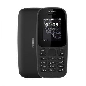 گوشی موبایل نوکیا مدل 105 دو سیمکارت