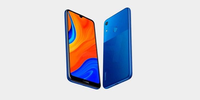 Huawei Y6s design