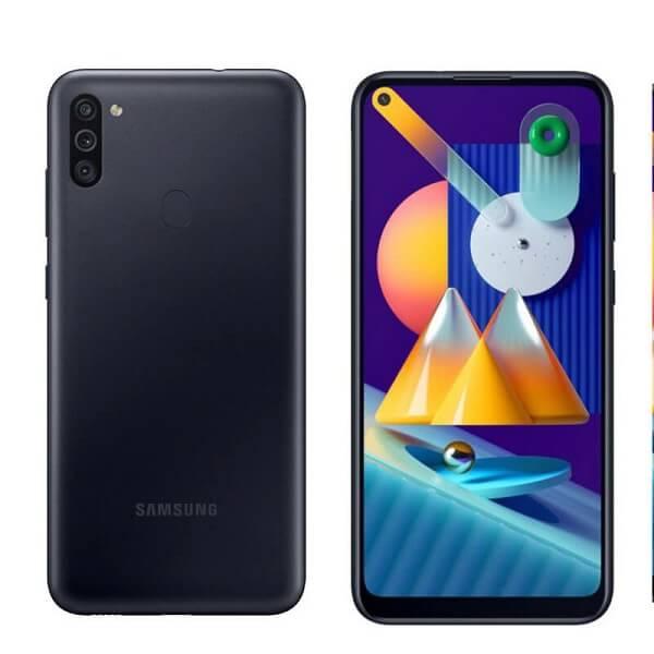 گوشی موبایل گلکسی ام 11 سامسونگ | Samsung Galaxy M 11