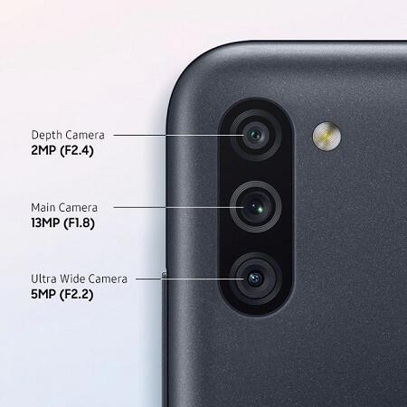 مشخصات دوربین M11