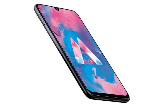 گوشی M11 Samsung با ظرفیت 64 گیگابایتی