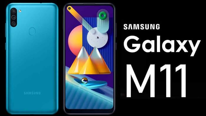 گوشی M11 Samsung