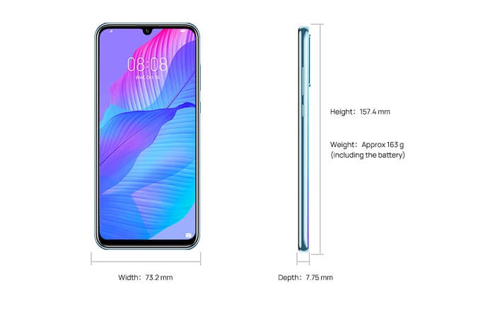 Huawei Y8P-128 GB