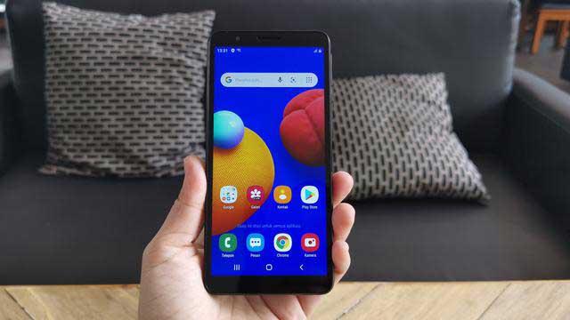 خرید گوشی a01 core
