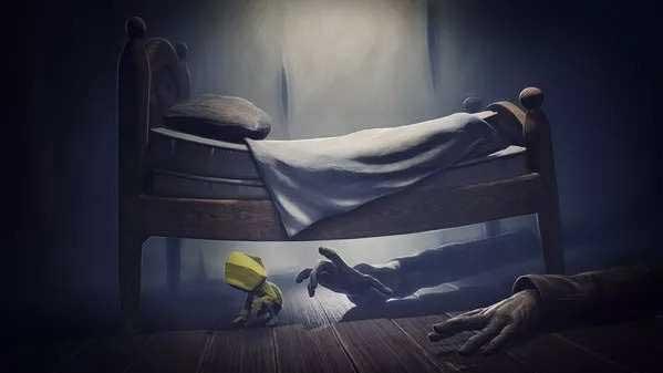 نقد بازی little nightmares