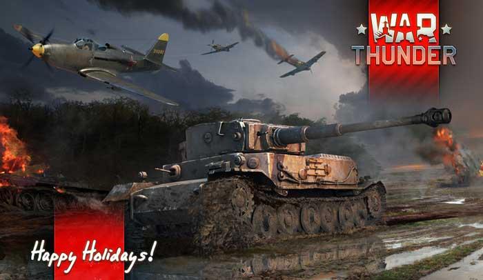دانلود بازی War Thunder