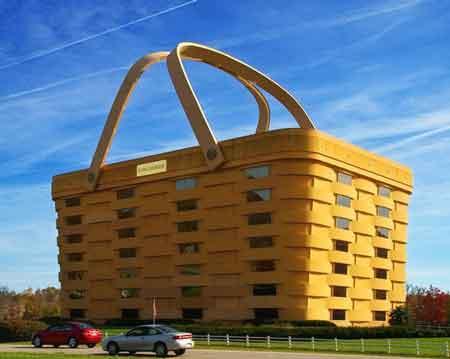 ساختمان Basket آمریکا