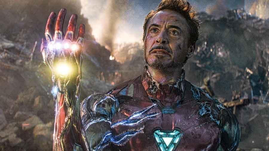 فیلم avengers endgame