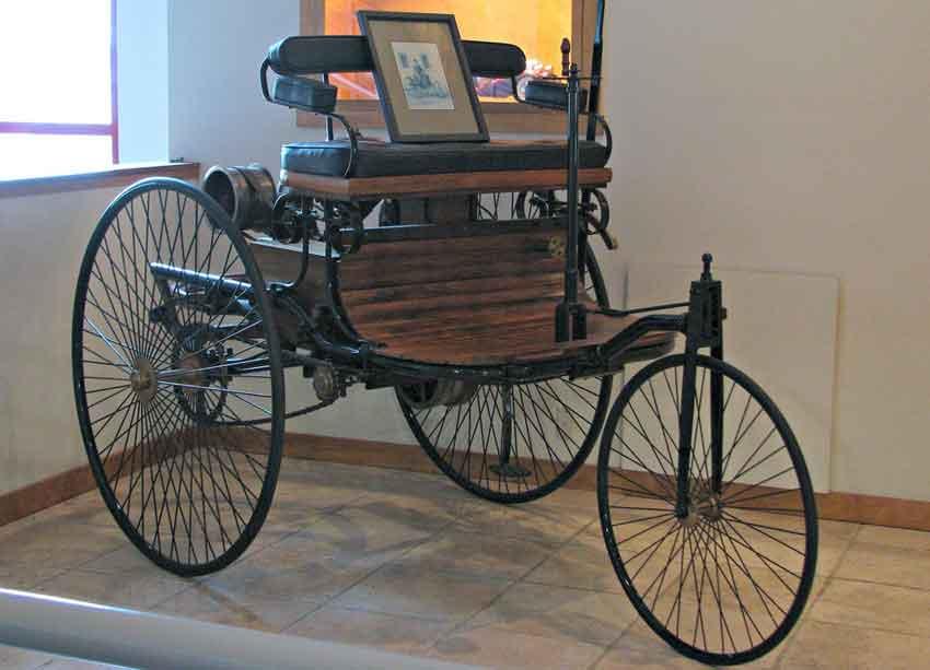 خودرو Benz Patent-Motorwagen