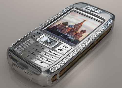 گوشی DIAMOND CRYPTO SMARTPHONE