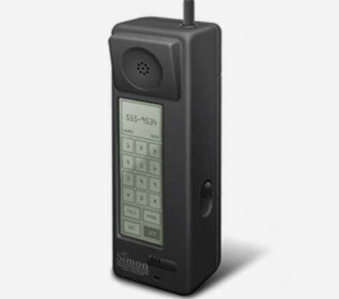 گوشی BELLSOUTH/IBM SIMON PERSONAL COMMUNICATOR