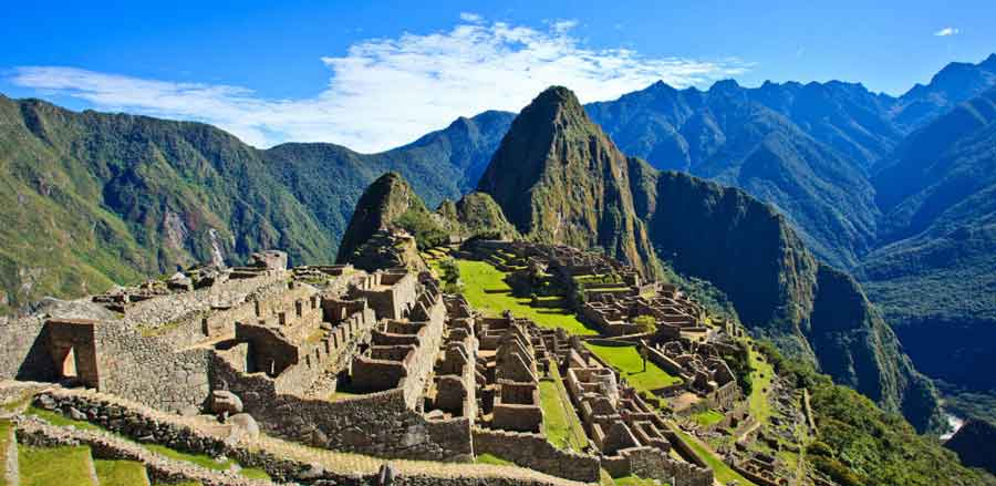 سازه Machu Picchu