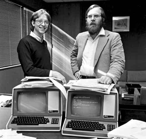 اولین دفتر مایکروسافت