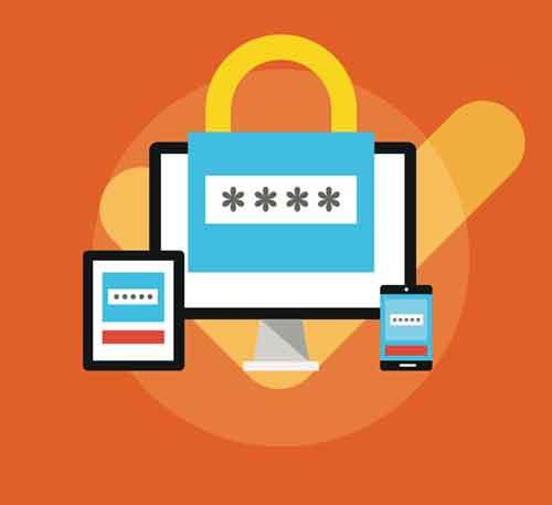 محافظت از رمز عبور