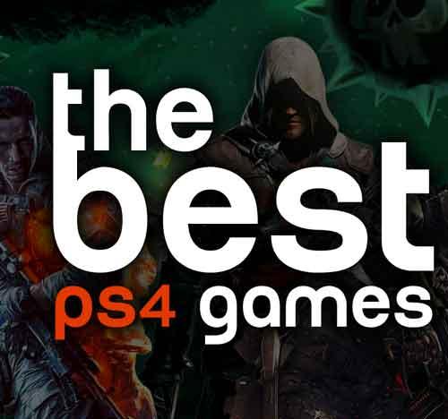 بهترین بازی های پلی استیشن 4