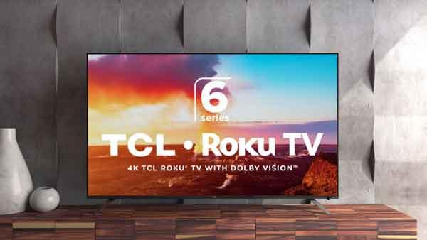 معرفی تلویزیون tcl roku tv