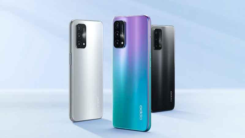 گوشی اوپو A93 5g