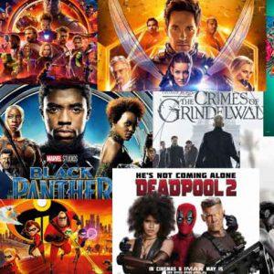 پر فروش ترین فیلم های تاریخ