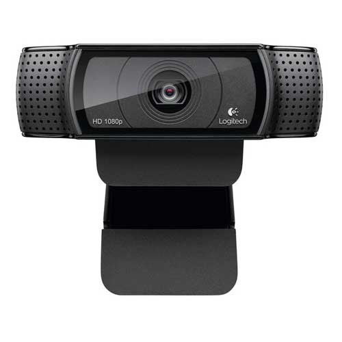 وبکم webcam hd pro c920