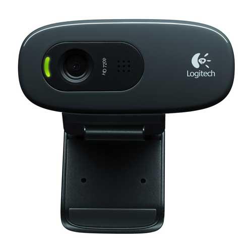 وبکم Logitech HD Webcam C270
