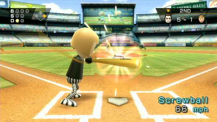 بازی wii sport
