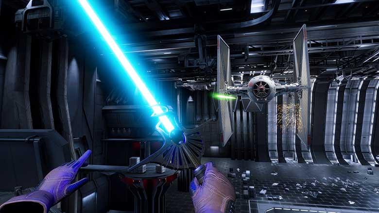 بازی Vader Immortal