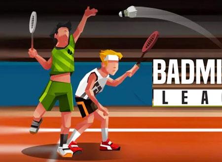 بازی Badminton League