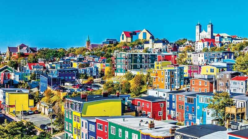 شهر St. John's, Newfoundland