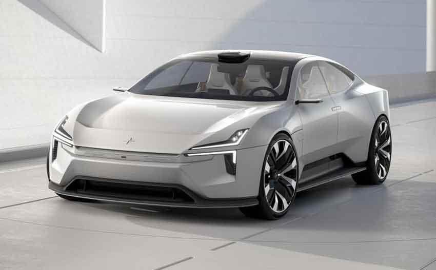 خودرو 2022 Polestar 3