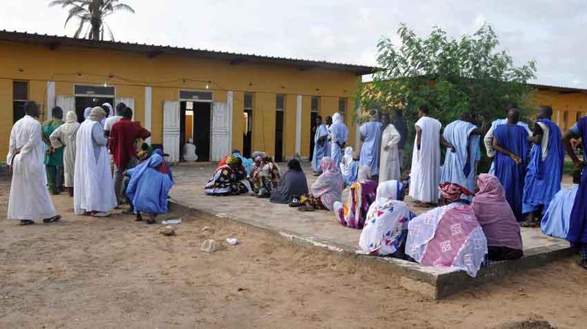 کشور موریتانی