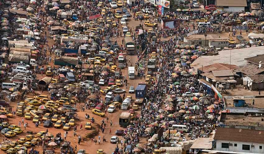 کشور لیبریا
