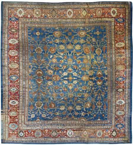 گران ترین فرش های دنیا