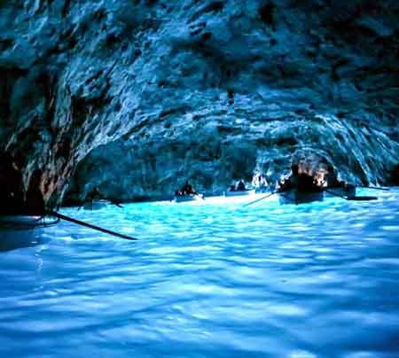 غار Grotto Azzurra