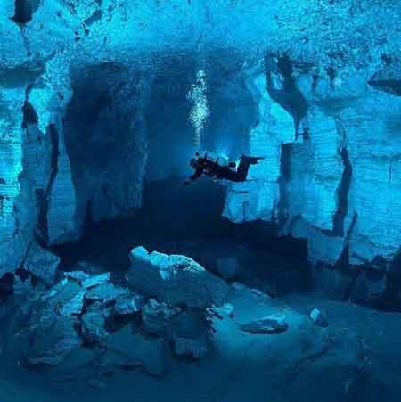 غار اردا روسیه