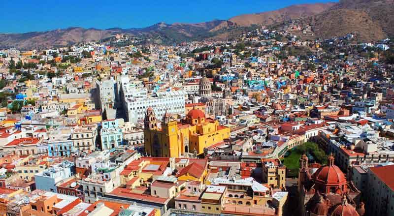 شهر Guanajuato