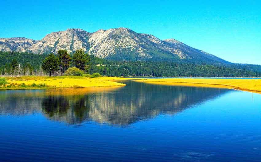 دریاچه Tahoe