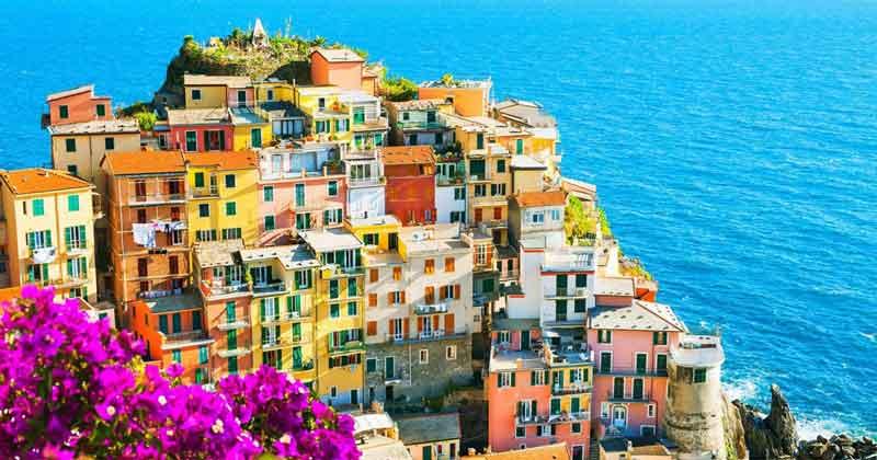 شهر manorla ایتالیا