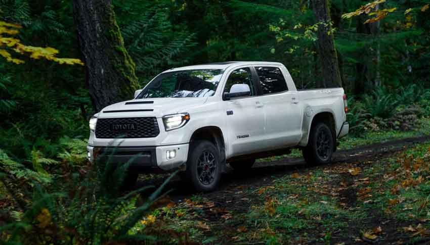 خودرو Toyota Tundra TRD Pro