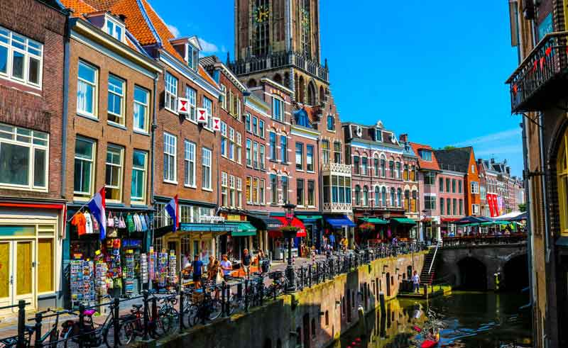 شهر Utrecht