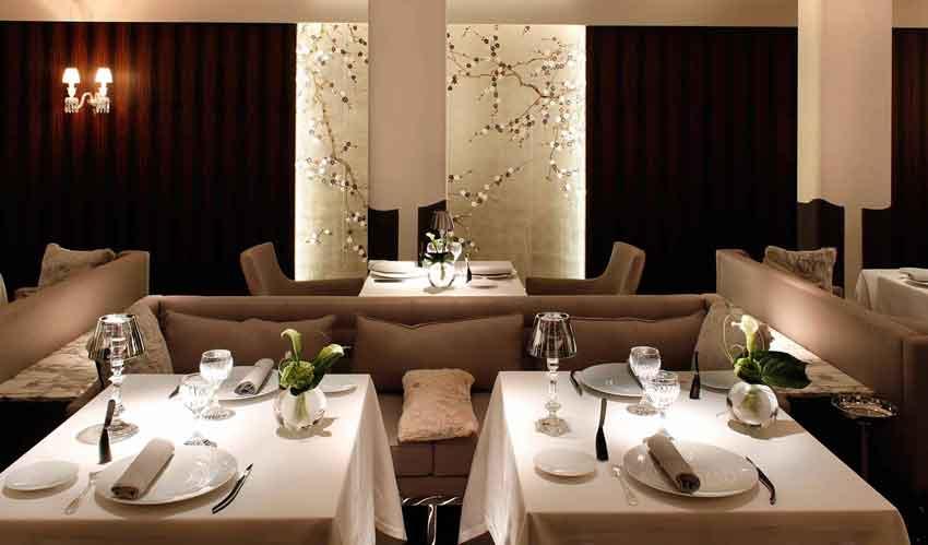 رستوران Maison Pic Valence