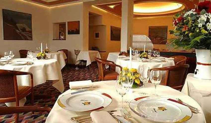 رستوران L'Hôtel De Ville