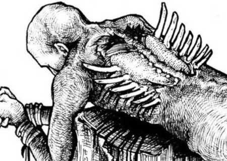 شکنجه blood eagle