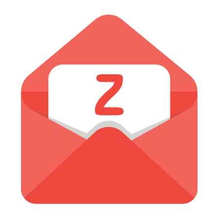 سرویس ایمیل دهی zoho